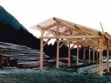 Historique - Construction de la Scierie Chenu