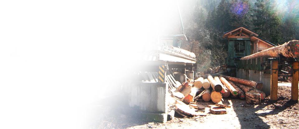 La Scierie Chenu à Aime en Savoie